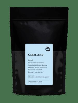Caballero Catuai Honduras filter coffee