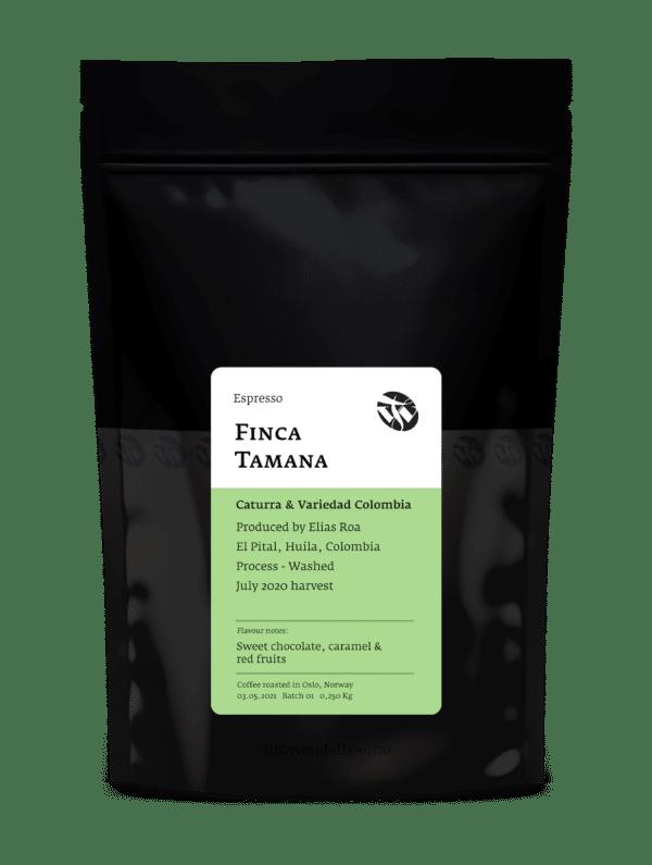 Finca Tamana Colombian Espresso Coffee