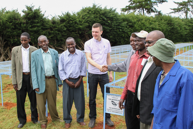 Kenyan Coffee Cooperative