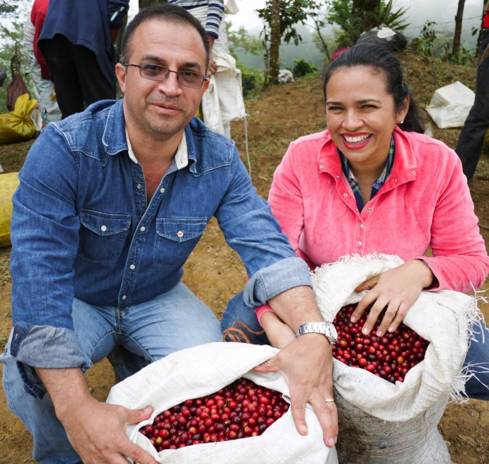 The Caballeros Coffee Farm
