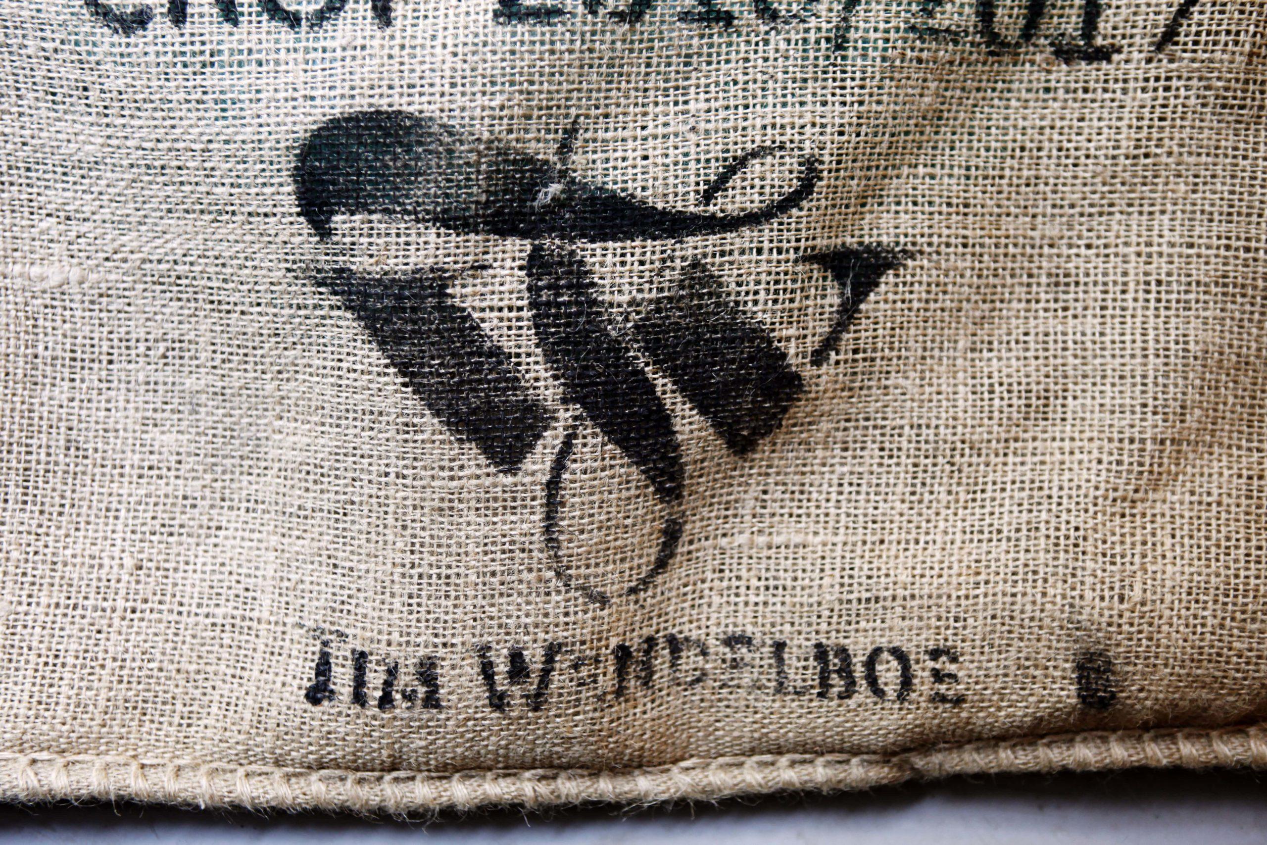 Coffee import bag