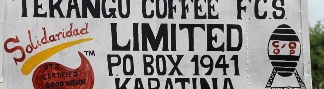 Karogoto Coffee Cooperative